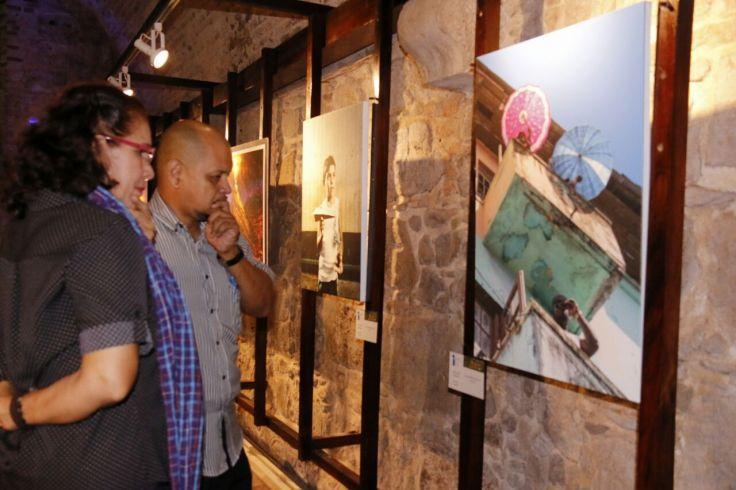 Exhibición Roberto Lewis