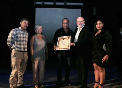 Primer Premio Escultura Séptimo Vergara C.